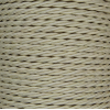0.75mm Twisted Cable Cream
